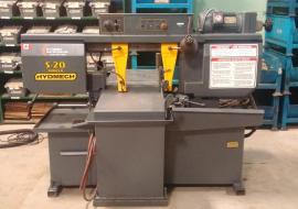 Used metal cutting saws that Tri-Country Saw Services rebuilt